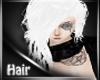 ~CIN White hair