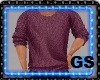 """GS"" KNIT SWEATER #6"