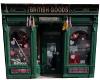 British Goods/Bakery wal