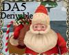 (A) Santa w Bag pet