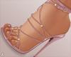 $ Trendy Pink Heels