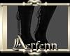 A:Kahlan Black Boots