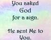 PdT Gods Sign