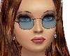 TF* Blues Glasses