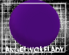 [A]Furry Toy Ball~Purple