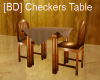 [BD] Checkers Table