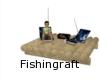 Fishing raft