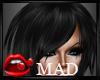 MaD Cat black hair
