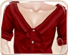 !NC Collared Shirt Red