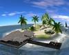 Hawaiian island getaway