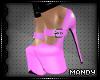 xMx:Pink High Heels
