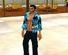 Hawaiian Shirt & Jeans