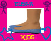!Kids Denim Flats