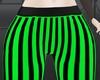N! Stripe Jeggings Toxic