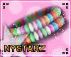 ✮ KIDS CandyBracelet R