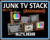 JUNK T.V STACK