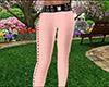Peach Skinny Pants RLS