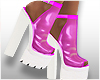 ~Gw~ Purple Babe shoes
