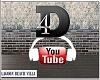 D4 youtube radio