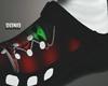 TT Crocs/ White Socks