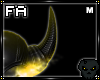 (FA)HornsForHoodM Gold