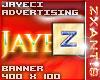]j[ Jayeci advert banner
