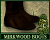 Mirkwood Boots Brown M