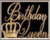 Birthday Queen wand