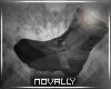 `N Grey RL Hamlin Boots