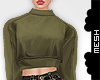 ! MH Crop Sweater