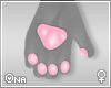! Pink Furry Paws