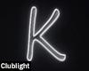 Letter K | Neon