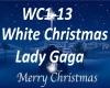 B.F white Christmas LG