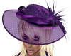 Zip-Plum Hat