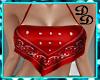 Red Bandana Top