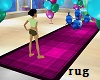 Mermaid Party Runner Rug