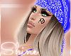 Bandana +Hair Ash Blonde
