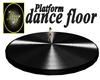 Dance Floor Platform
