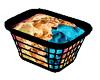 Clean Laundry Basket