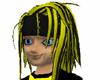 Black Yellow Valentine