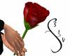 *SIV* Handheld Rose