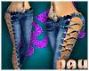 CrissCross Jeans denimbl