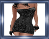 ! Short Black Dress.