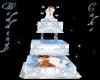 Jazzy's wedding cake
