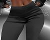 FG~ Black Satin Pants