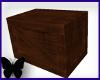 {SB} Wooden crate