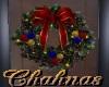 Cha`Ani Christmas Wreath