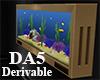 (A) Aquarium Wall Tank