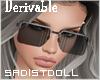 🎀 Female Glasses Mesh