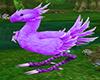 purple chocobo